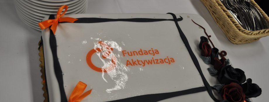 Jubileusz zokazji 25-lecia działalności Fundacji Aktywizacja