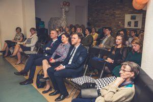 Goście podczas spotkania z okazji 10-lecia Oddziału w Opolu