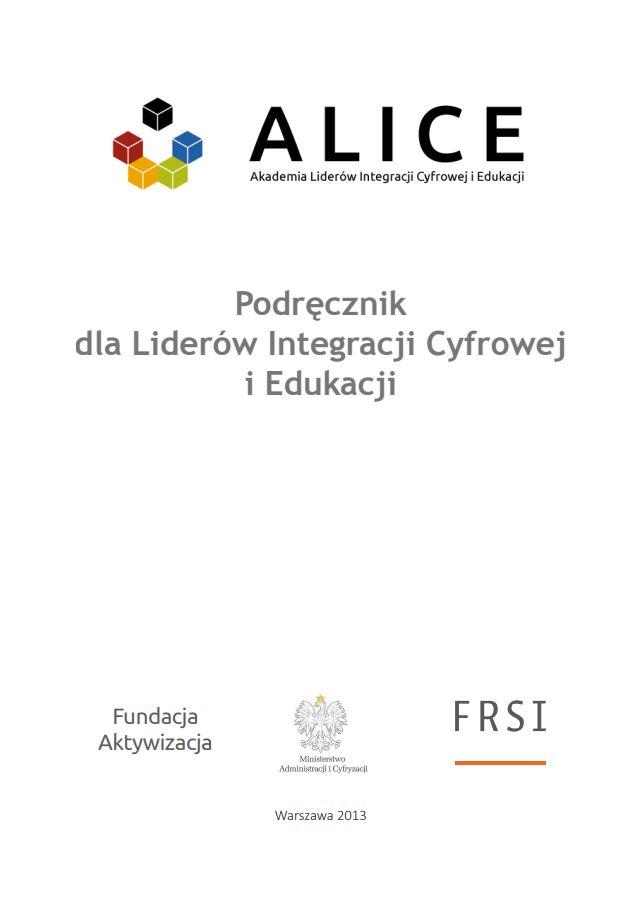 Podręcznik dla Liderów Integracji Cyfrowej iEdukacji